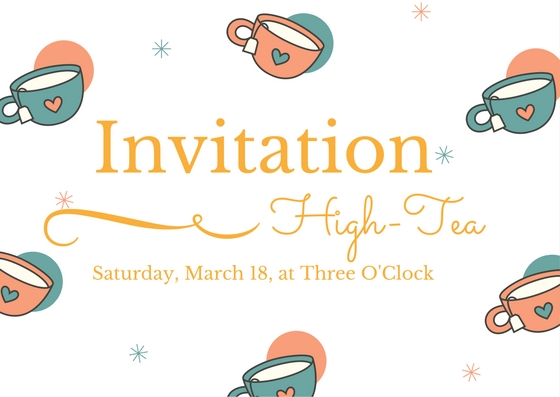 You are invited !